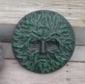 greenmanstatue